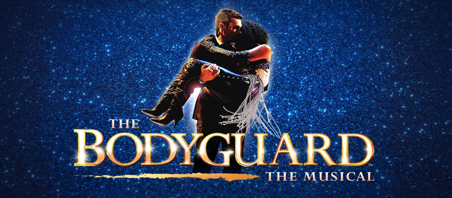 Bodyguard musical at mk theatre